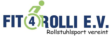 fit4rolli Logo